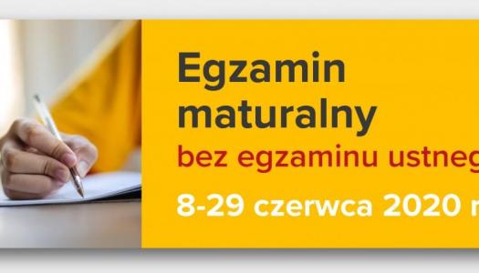 Obrazek newsa Harmonogram egzaminów