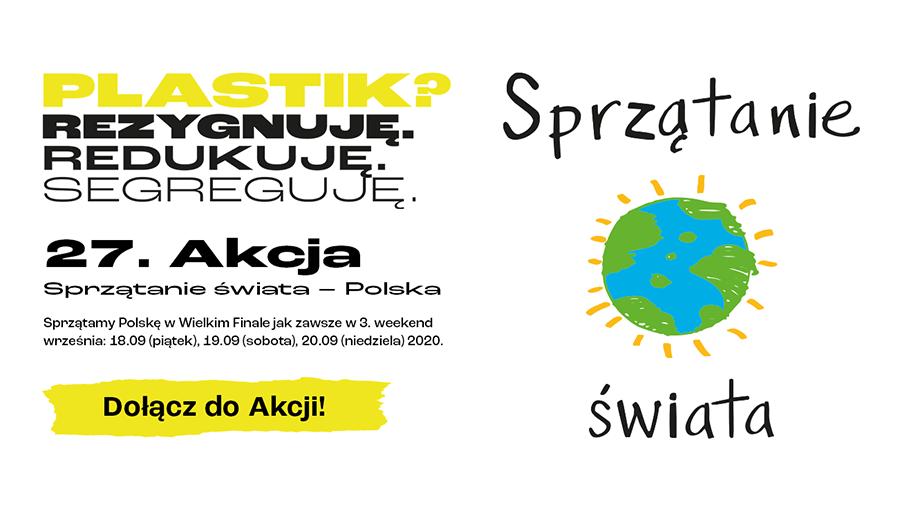 Obrazek newsa Sprzątanie świata – Polska 2020